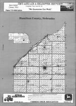 Index Map, Hamilton County 1992